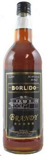 Borlido Brandy Five Star 1.00l